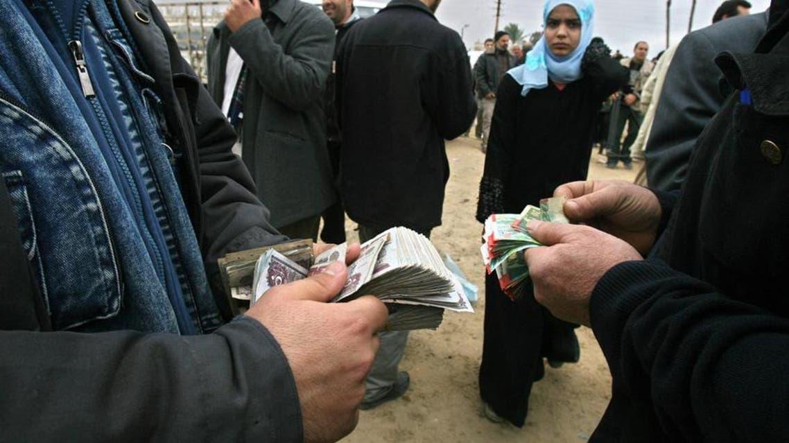مصر - عملة - جنيه - دولار