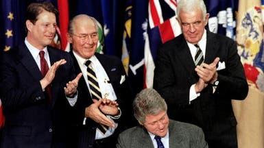 بيل كلينتون.. عهد من الإزدهار الإقتصادي والفضائح !