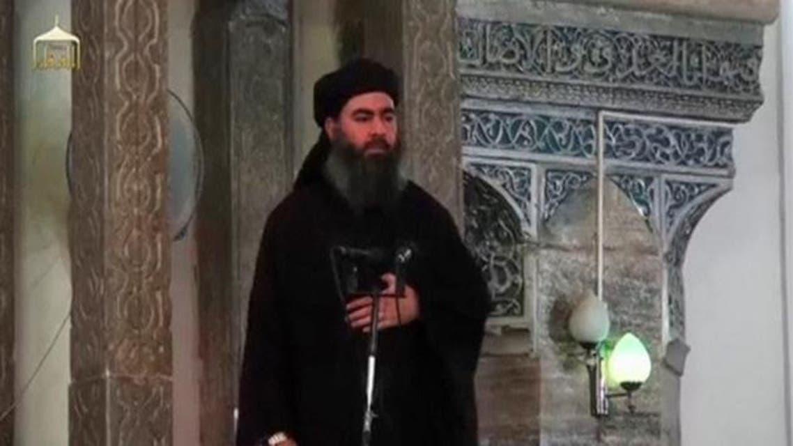 البغدادي زعيم داعش