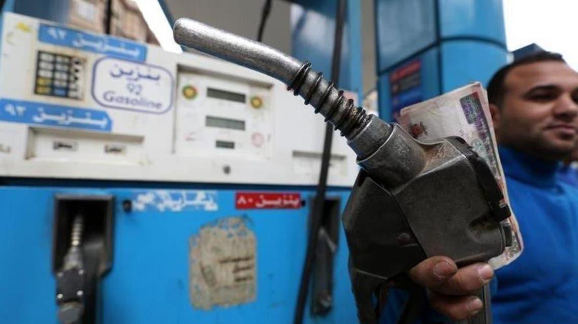 مصر - بنزين - وقود
