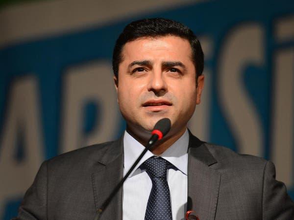 ترکیه 11 نفر از حزب دموکراتیک خلقهاى این کشور از جمله دمیرتاش را دستگیر کرد