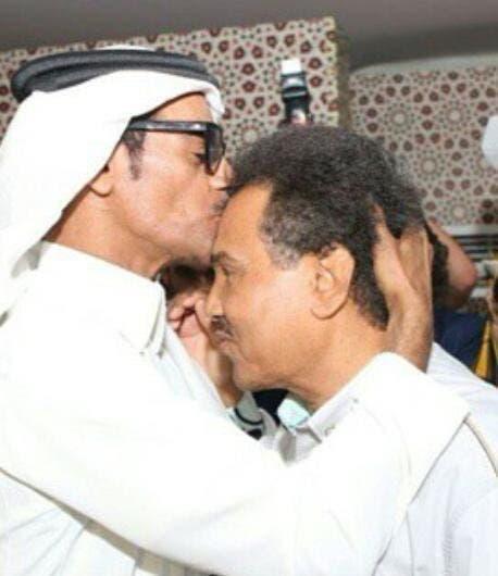 رابح صقر ومحمد عبده