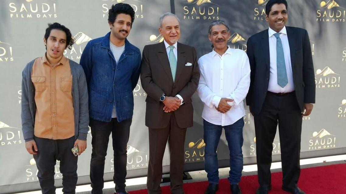 7 مخرجين سعوديين