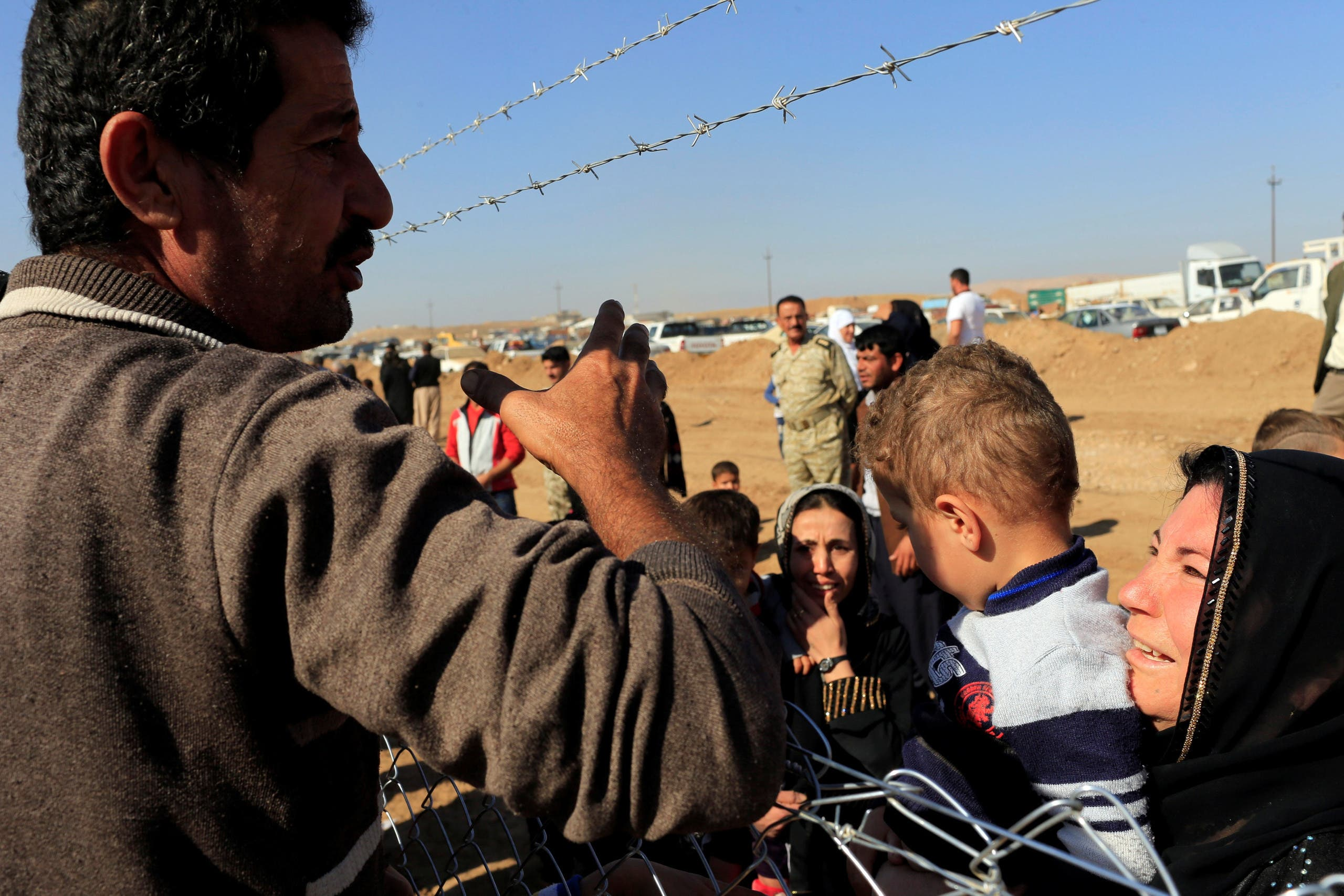More Eastern Mosul districts freed by Iraqi forces