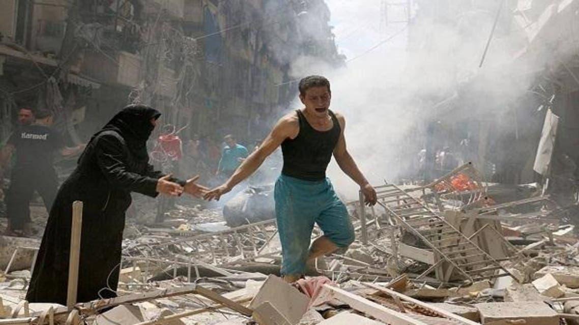 غارات على حلب 3