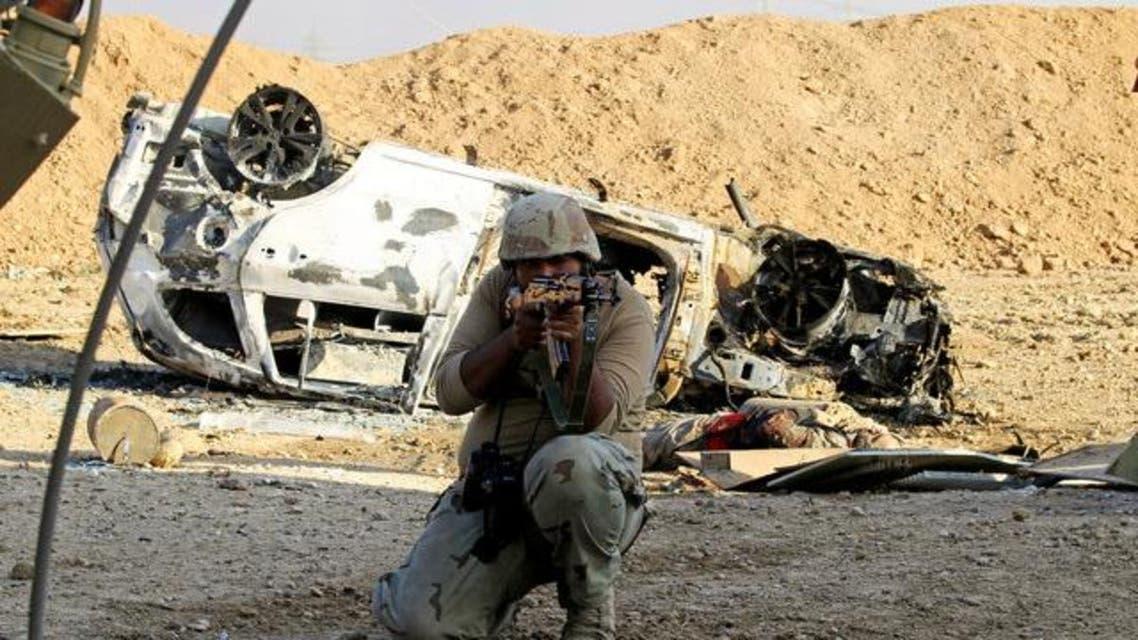 القوات العراقية في محيط الموصل