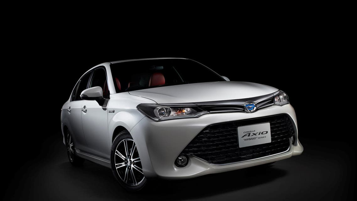 Toyota Motor Corp's 11th generation model of Corolla car is seen in this undated handout image and released by Toyota Motor Corporation, obtained by Reuters on November 4, 2016. (Toyota)