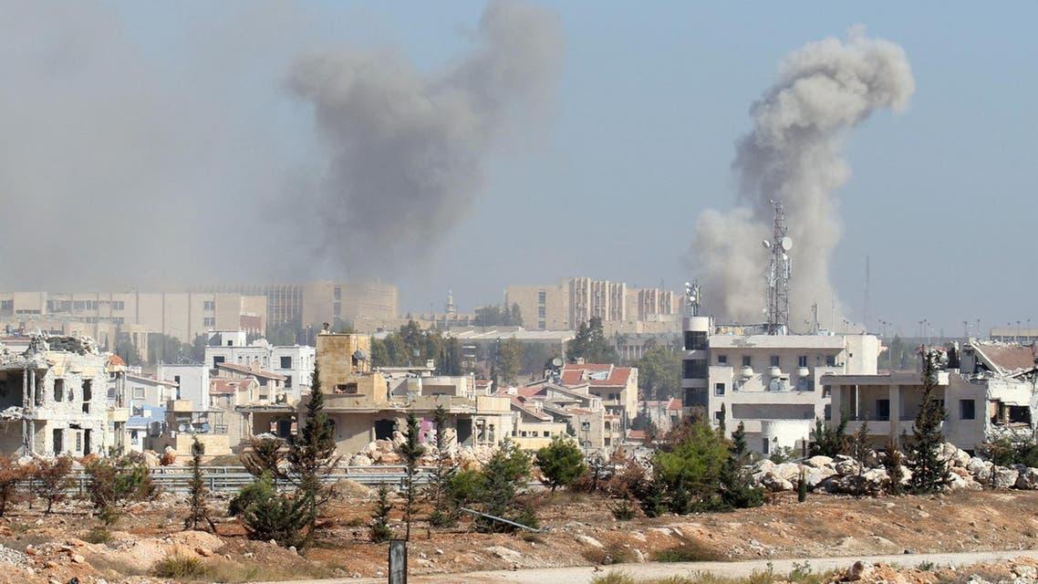 حلب حدث