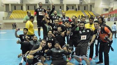 النور السعودي يتوج بكأس آسيا لكرة اليد