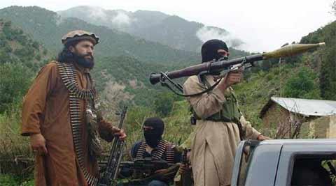 القاعدة في أفغانستان