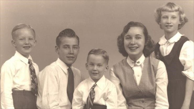 Truth 1: Fred Trump was born in New York – he became one of the top contractors in the field of real estate in the city, while his mother Mary are a Scottish immigrant, had a great role in making father Trump happy and successful.