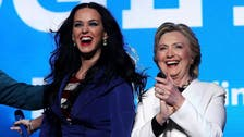 Pledging allegiance: How US celebs fought for their candidate