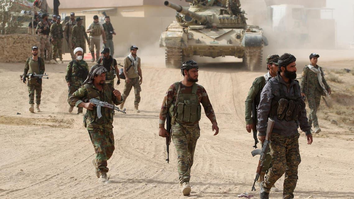 ميليشيات الحشد الشعبي الموصل