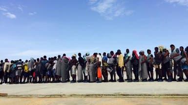 بين ضفتي ليبيا وإيطاليا.. قصة أخرى لقوارب المهاجرين