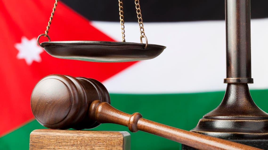 القضاء الأردني - توضيحية آي ستوك