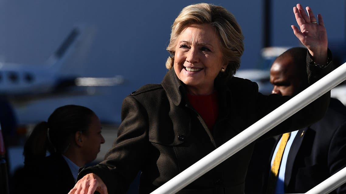 Clinton's campaign, furious at Comey's handling of the review, welcomed Sunday's announcement. (AFP)