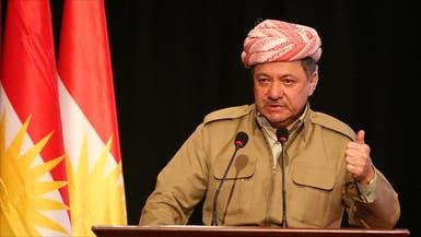 البارزاني يؤكد: استفتاء كردستان تمهيد للاستقلال