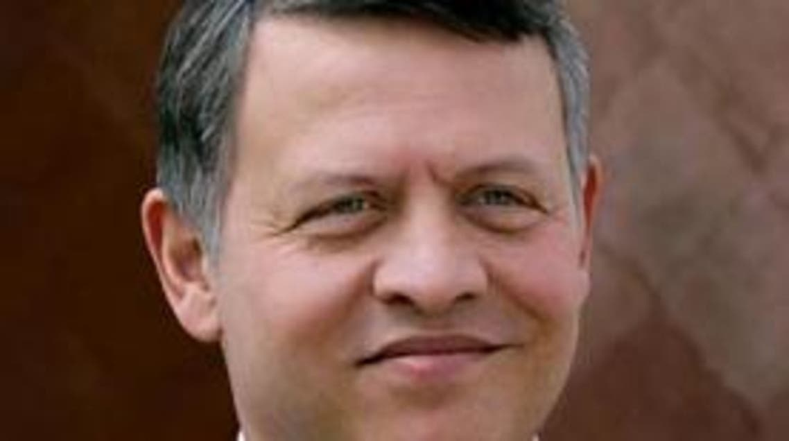 ملك الأردن الملك الأردني العاهل الأردني الملك عبدالله عبد الله الثاني