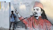 Pakistan arrests militants over murder of famed singer