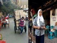 صورتان لفتاتين تهزان مواقع التواصل في مصر