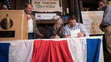 New Hampshire hamlet sees 8 ballots get US election day rolling