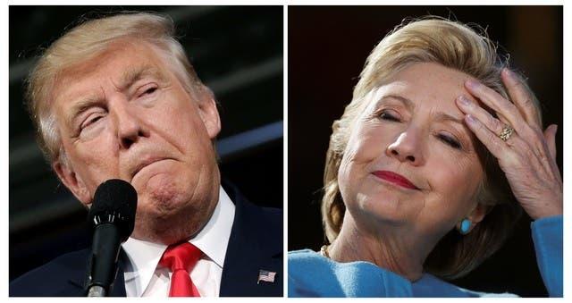 المرشحة الديمقراطية هيلاري كلينتون خسرت أمام ترمب