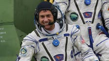 NASA astronaut casts lone vote from space