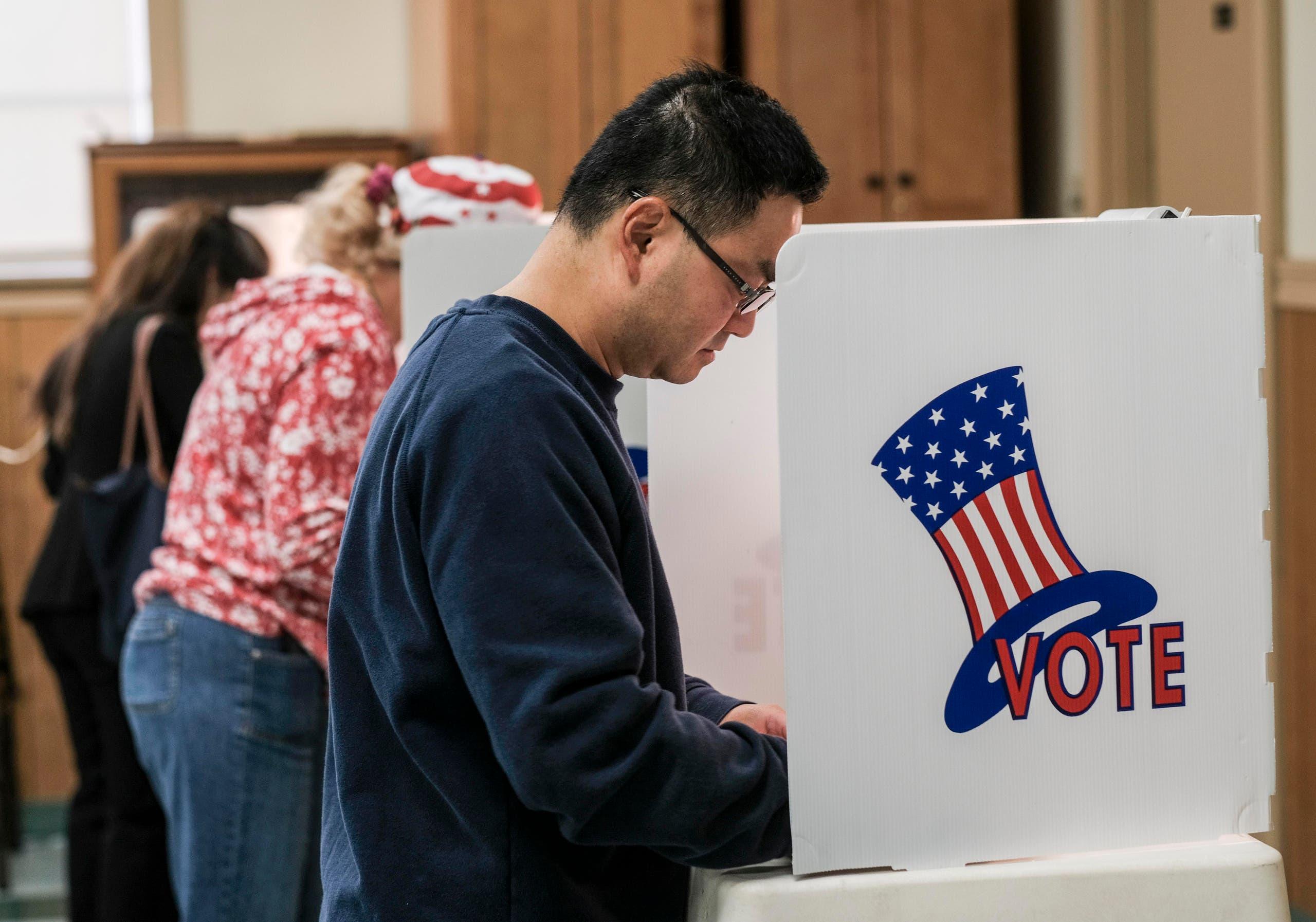 من أجواء الانتخابات الأميركية