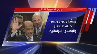 من هو رئيس الجمهورية اللبناني؟