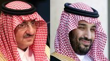 Saudi crown prince, deputy crown prince congratulate Trump