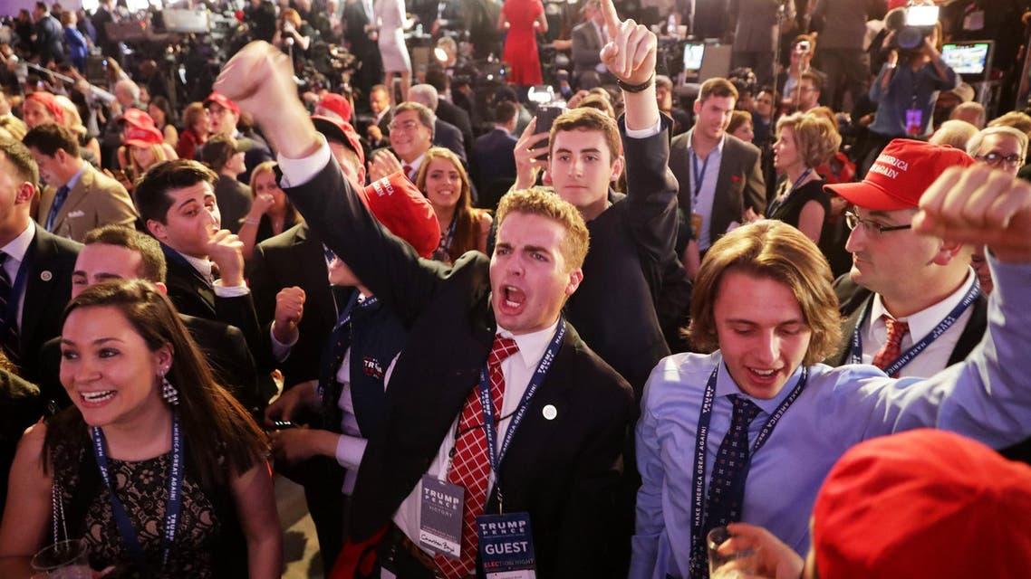 usa election reactions