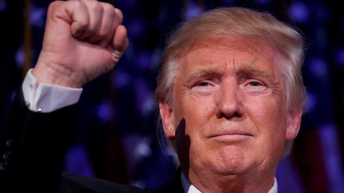 ترامب بعد الفوز