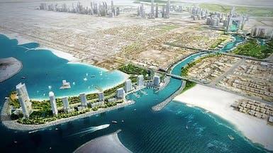 دبي تدشن قناة مائية ضخمة لتعزيز الزخم السياحي والتجاري