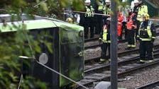 Driver arrested after deadly London tram crash