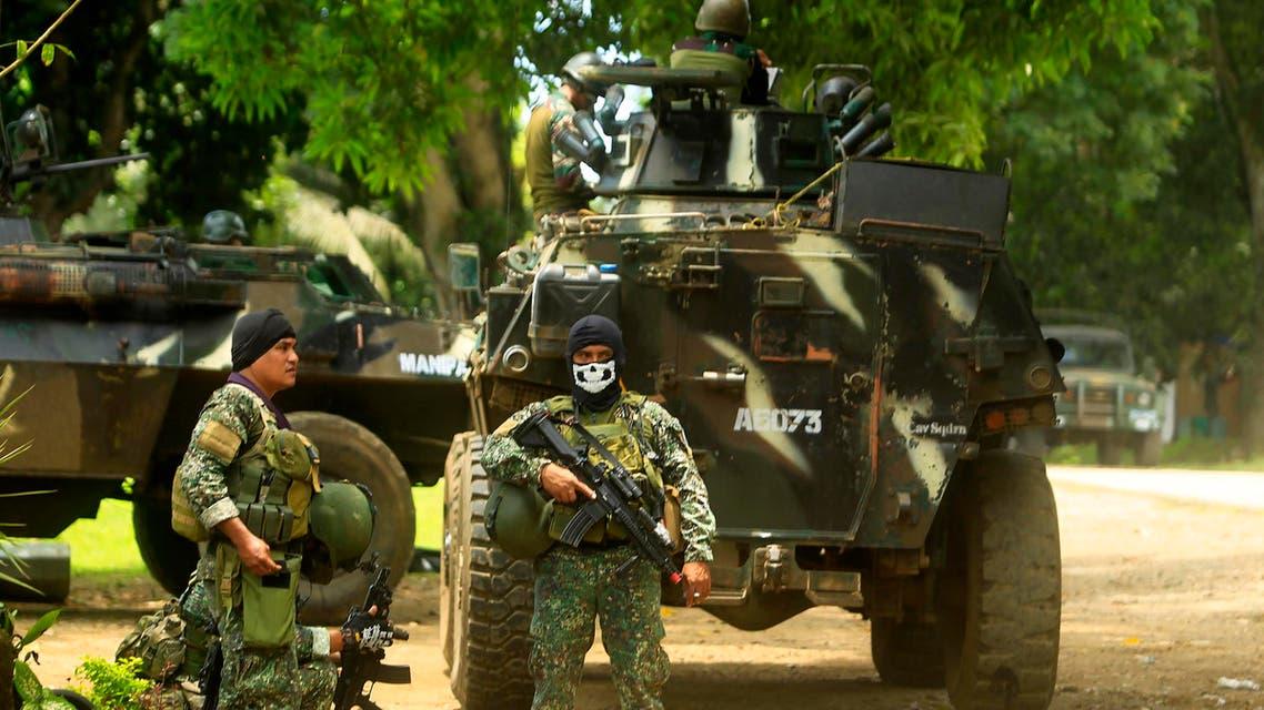 الجيش الفلبيني في مواجهة مفتوحة مع أبو سياف - فرانس برس