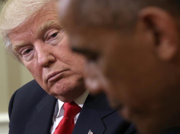 """ترمب: أوباما المريض""""تنصت"""" على هاتفي خلال الانتخابات"""