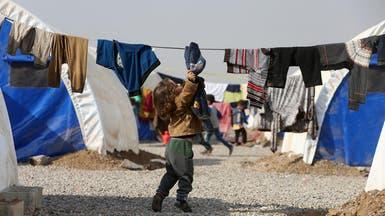 الجبوري يطالب الحكومة العراقية بسرعة إعادة النازحين