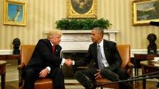 ڈونلڈ ٹرمپ کی صدر اوباما سے اوول آفس میں پہلی ''شاندار'' ملاقات