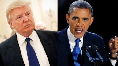 """البيت الأبيض يصعد أزمة """"تنصت أوباما على ترمب"""""""