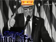 شاهد.. شيلات تحتفي بفوز ترمب وهزيمة هيلاري