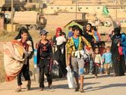 المنظمة الدولية للهجرة: عدد نازحي الموصل يفوق 200 ألف