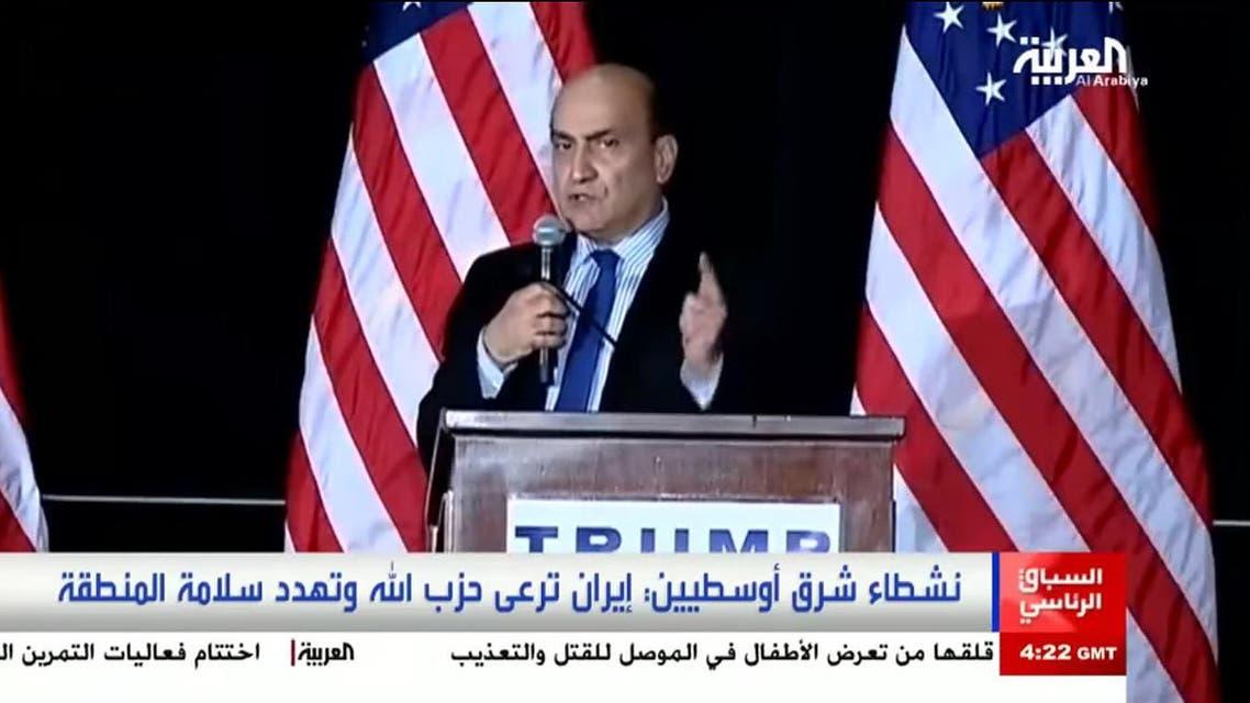 walid phares alarabiya