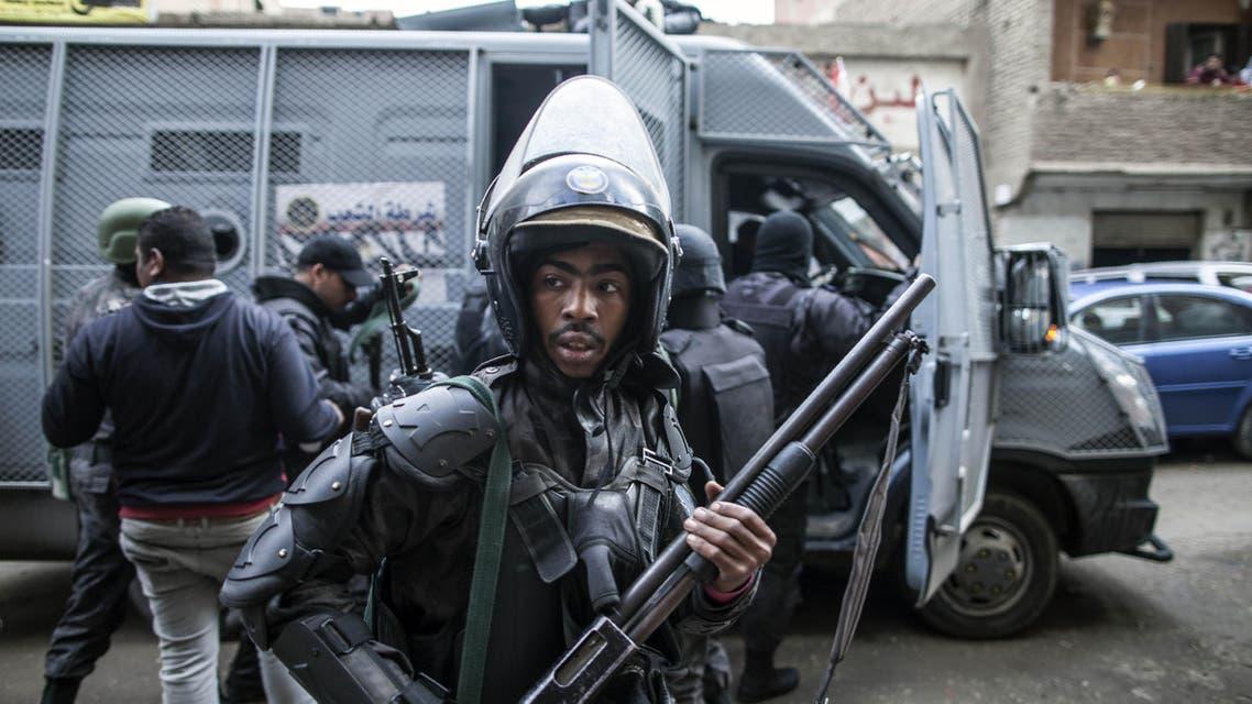 عناصر من الشرطة المصرية - مصر شرطة 3