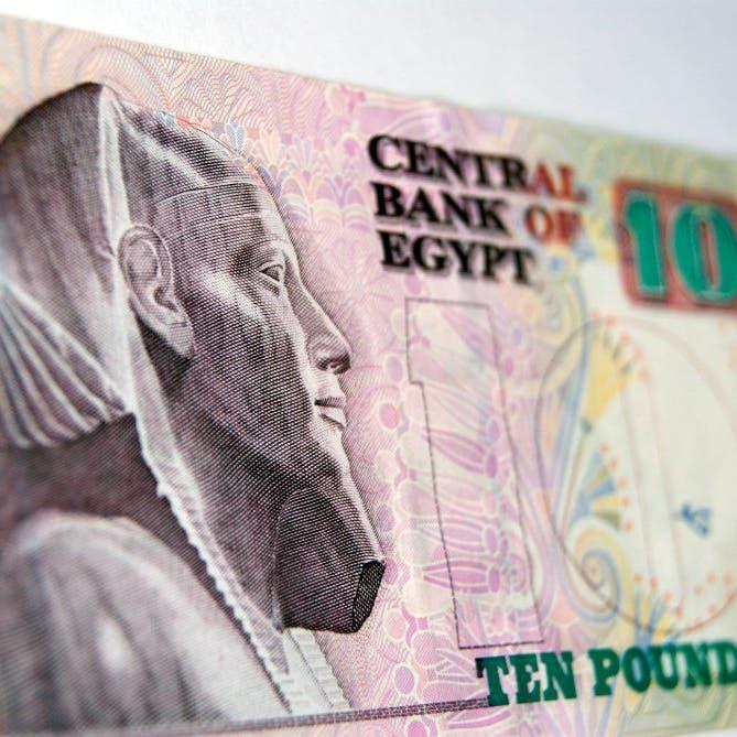 الجنيه المصري يسجل أعلى مستوى مقابل الدولار في شهرين