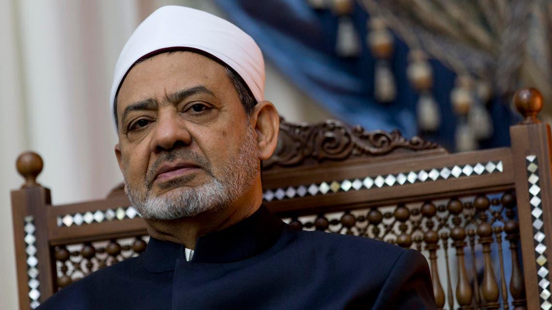 Egyptian Grand Imam of al Azhar Sheikh Ahmed al-Tayeb  شيخ الأزهر الازهر أحمد احمد الطيب