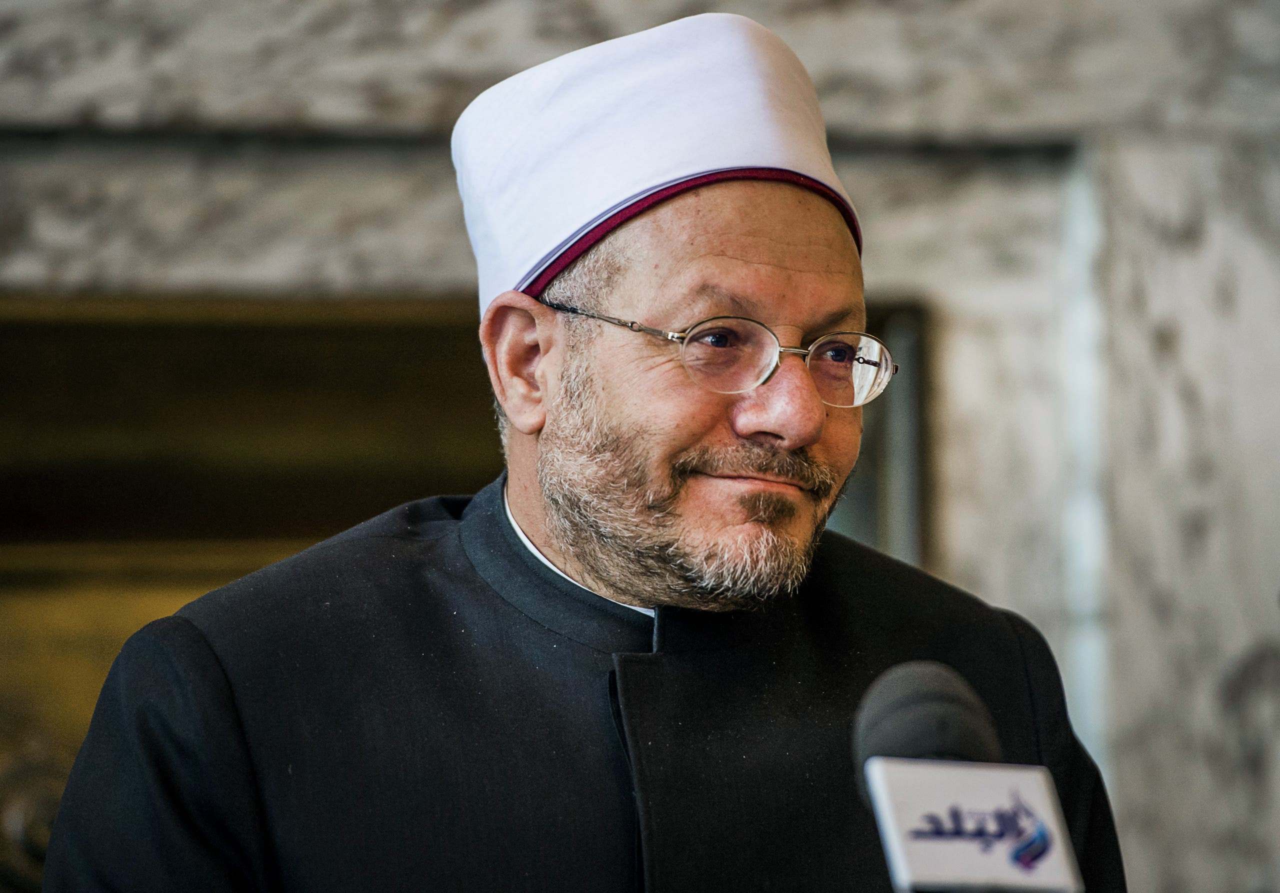 Sheikh Shawki Allam the Grand Mufti of Egypt شوقي علام علّام إفتاء افتاء الافتاء الإفتاء مصر