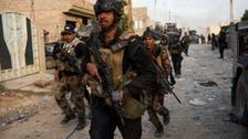 القوات العراقية تصل تقاطع حي الصديق في الموصل