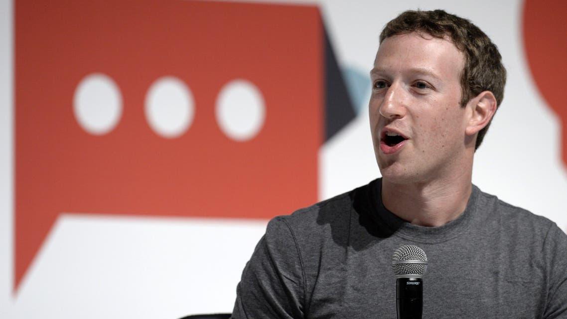 zuckerberg afp