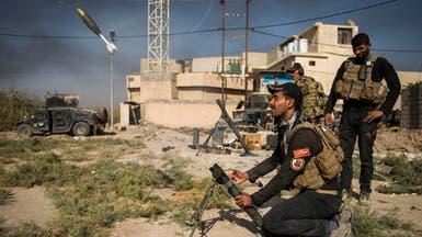 """معارك عنيفة مع """"داعش"""" بالأحياء الشرقية للموصل"""