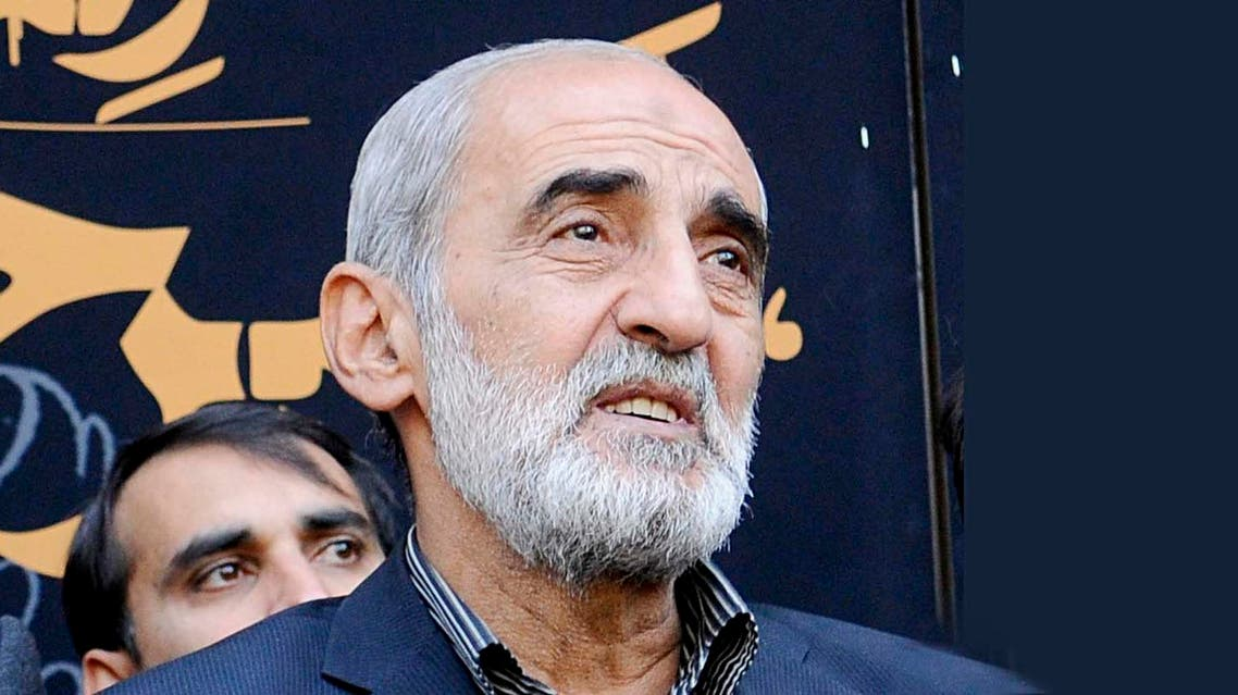 """حسين شريعتمداري، مندوب المرشد الأعلى علي خامنئي في مؤسسة """"كيهان"""" الإعلامية"""